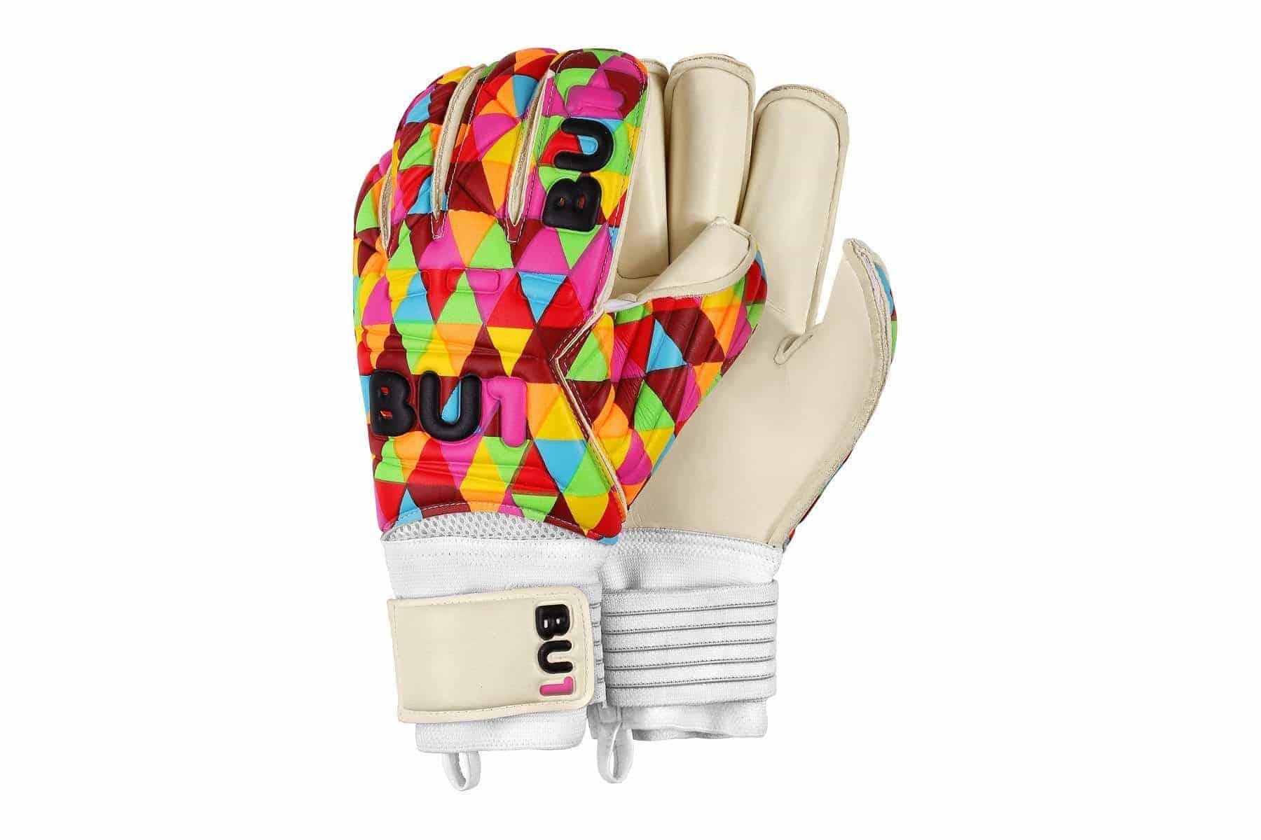 Brankářské rukavice BU1 Triangle Roll Finger 61e2ef634e