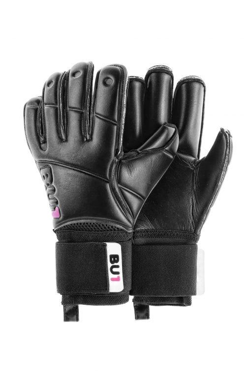 Brankářské rukavice BU1 All Black Roll Finger