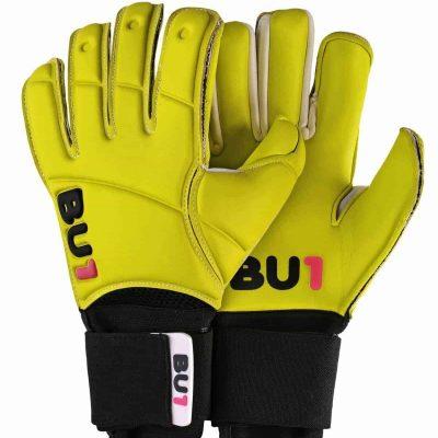 BU1 Lime brankářské rukavice