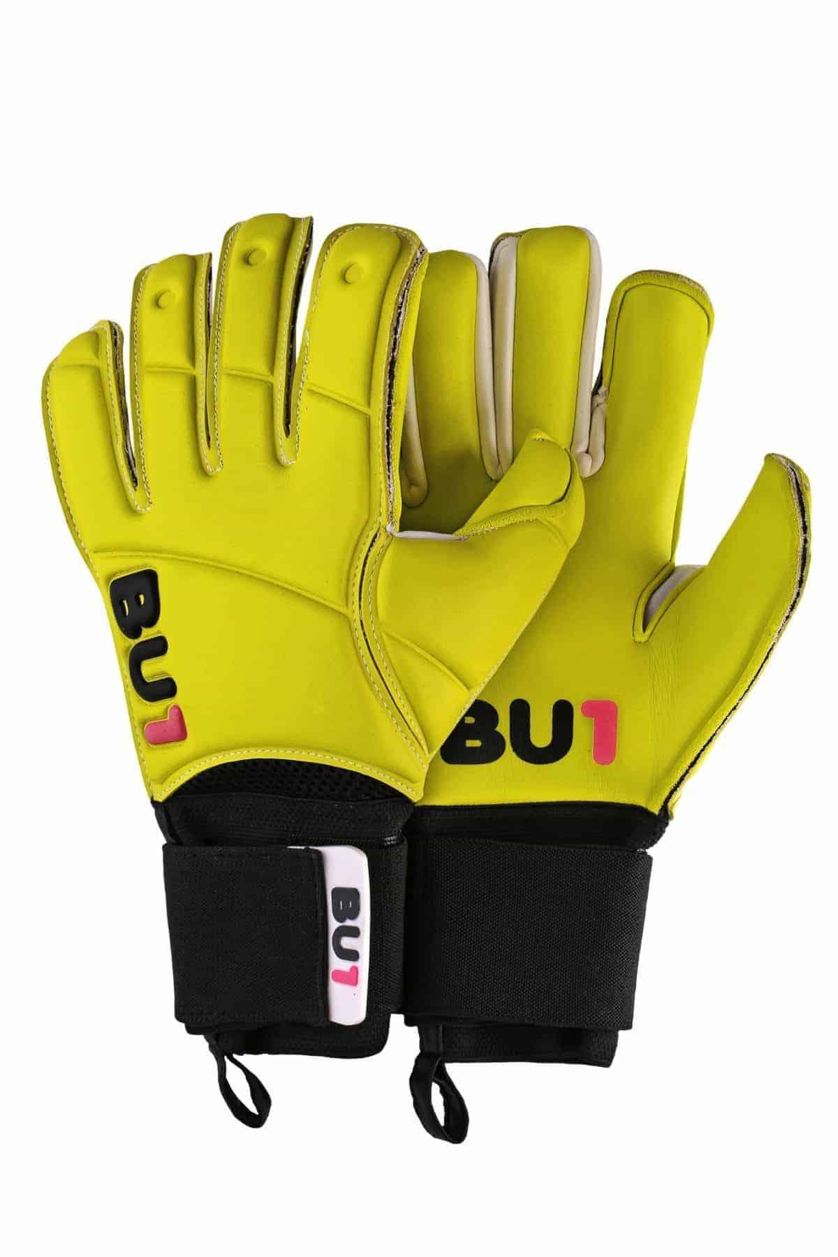 BU1 Lime brankářské rukavice 1364c90184