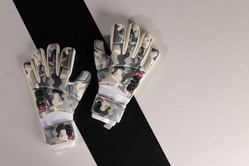 BU1 Camo NC brankářské rukavice