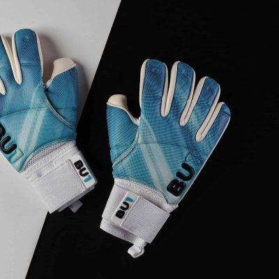 Brankářské rukavice BU1 Blue NC
