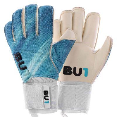 Brankářské rukavice BU1 Blue Roll Finger