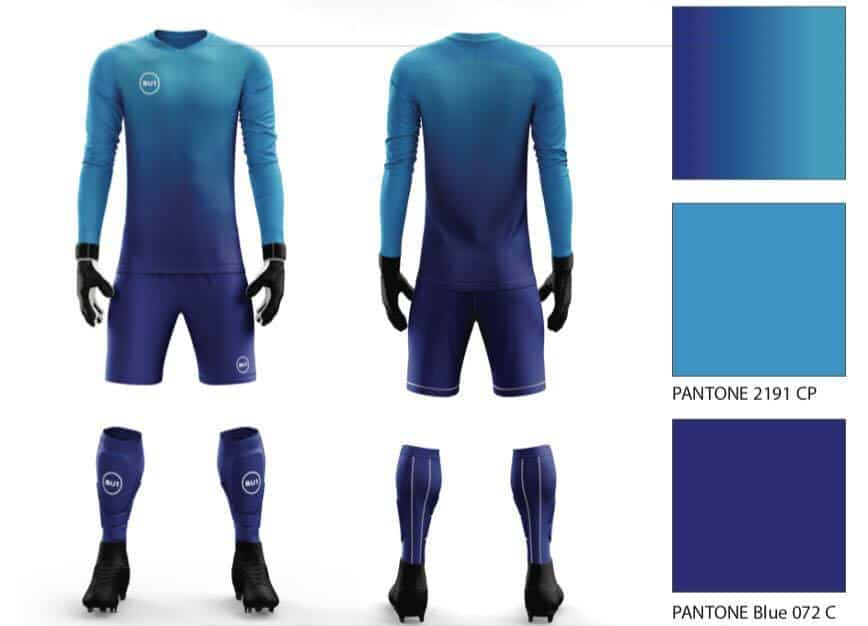 Dres BU1 Blue
