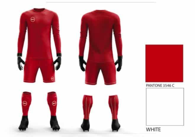 Dres BU1 Red