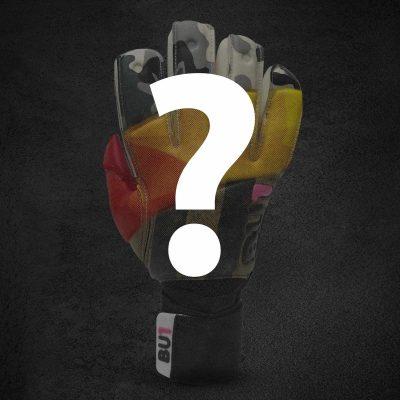 BU1 brankářské rukavice na zakázku