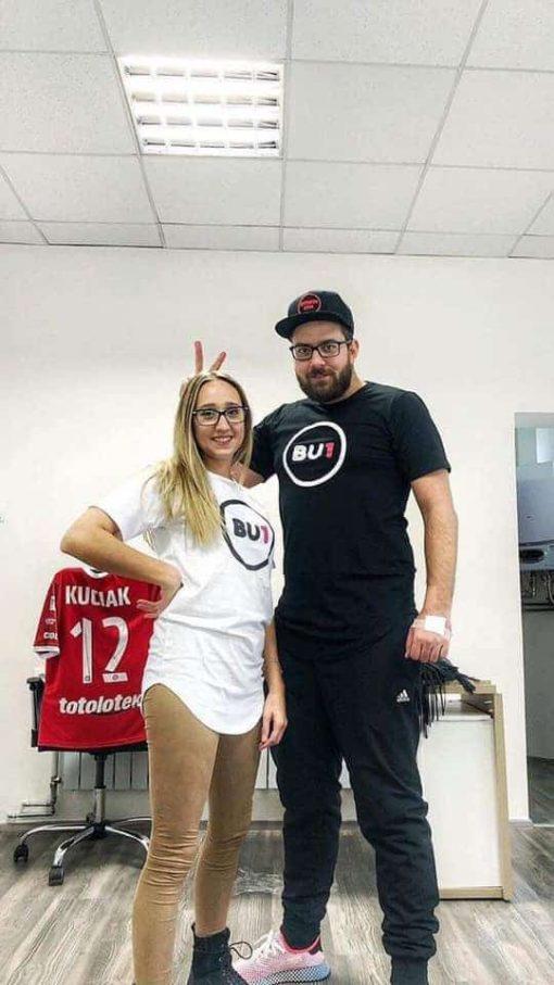 BU1 trička