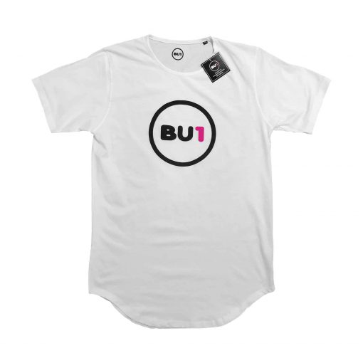 Tričko BU1 bílé