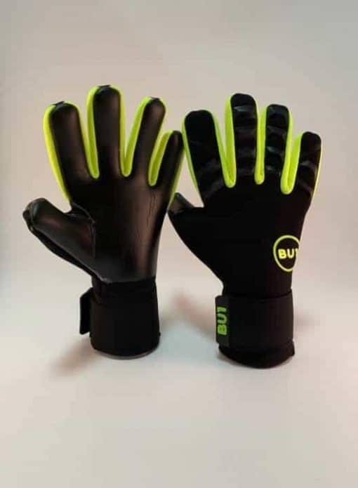 brankářské rukavice BU1 Neo Black