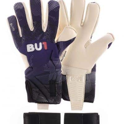 BU1 FIT Violet NC brankářské rukavice