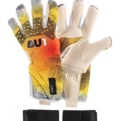 BU1 FIT Yellow Hyla brankářské rukavice