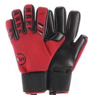 BU1 Neo Red brankářské rukavice