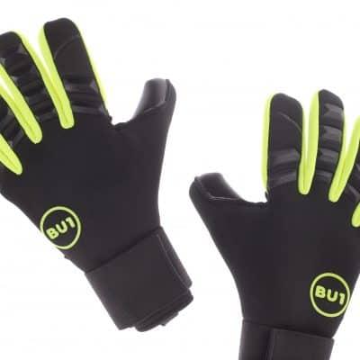 BU1 Neo Black brankářské rukavice
