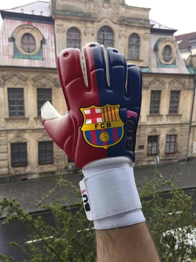 FC Barcelona academy Hungary BU1 3D