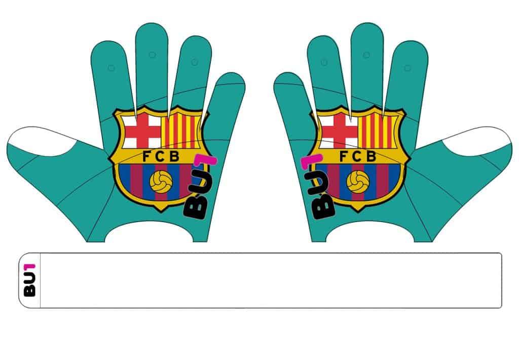 FC Barcelona academy Hungary BU1 2D