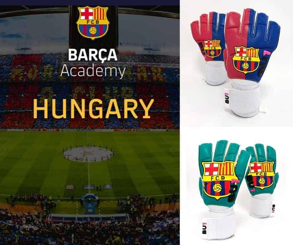 Barca Academy Maďarsko a BU1