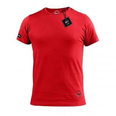 BU1 tričko červené