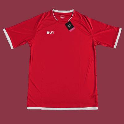 BU1 dres 20 červený