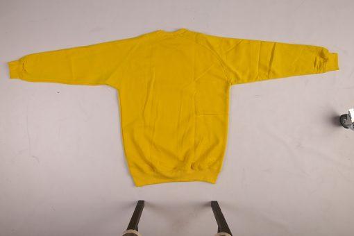 BU1 mikina žlutá #BU1GLOVES