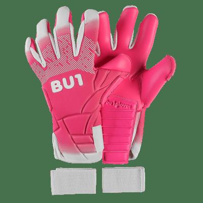 BU1 FIT Pink Hyla brankářské rukavice