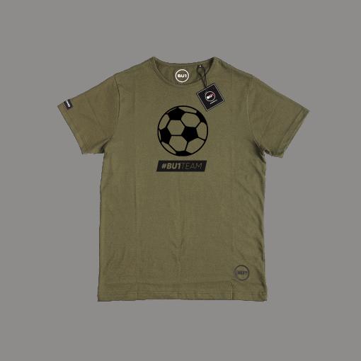 BU1 tričko zelené míč