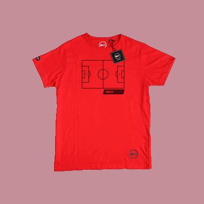 BU1 tričko červené hřiště