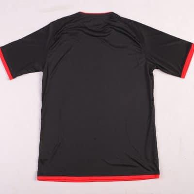 BU1 dres 20 černo-červený