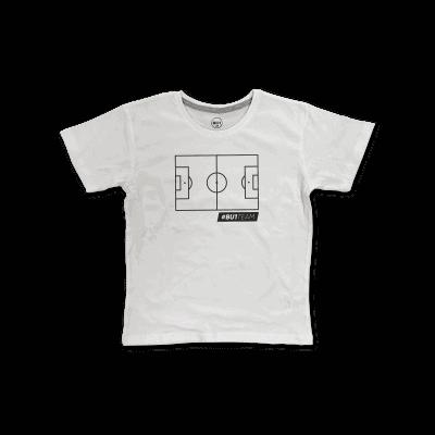BU1 tričko bílé hřiště dětské