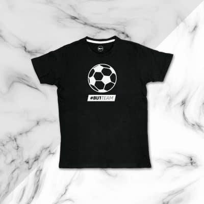 BU1 tričko černé míč pánské