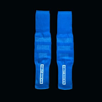 BU1 štulpny modré bez ponožky