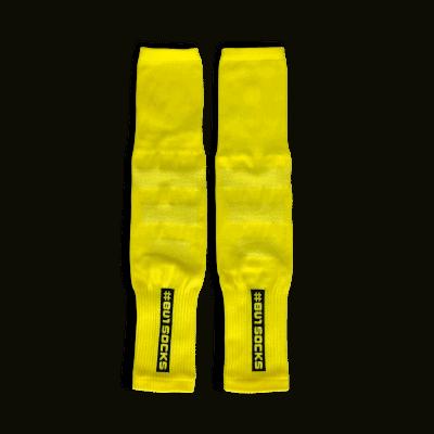 BU1 štulpny žluté bez ponožky