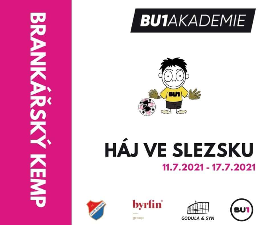 Brankářský kemp BU1 Háj ve Slezsku