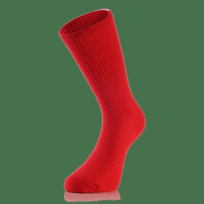 BU1 ponožky červené sportovní